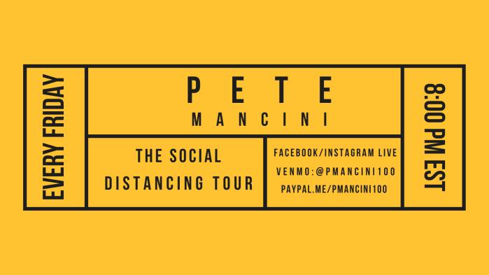 social distancing tour